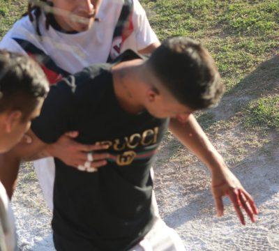 Otra capítulo negro en el fútbol Mendocino