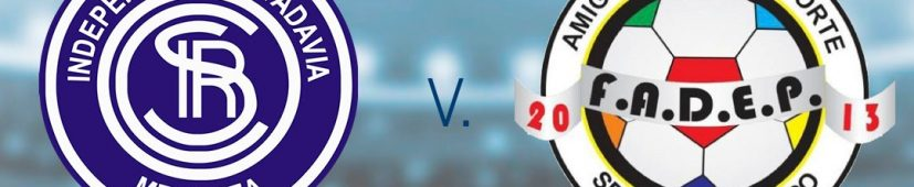 Independiente Rivadavia recibe a Fadep
