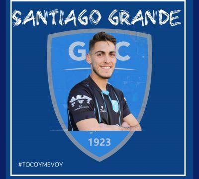 Entrevista a Santiago Grande