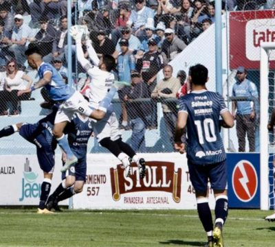 Independiente Rivadavia recibe a Estudiantes