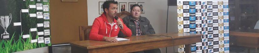 """Roberto Castillo: """"sería difícil jugar con público antes de la vacuna"""""""