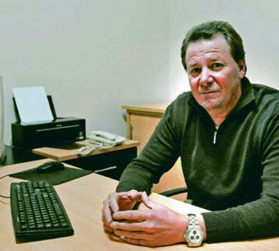 """Gabriel Mostaccio: """"San Martín no tiene otro objetivo que no sea ascender"""""""