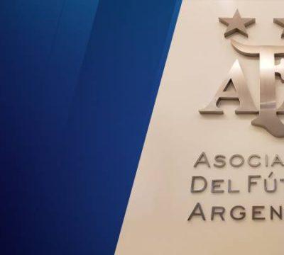 AFA aprobó el protocolo sanitario para la vuelta al fútbol.