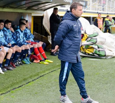 Luciano Theiler, nuevo entrenador de Maipú