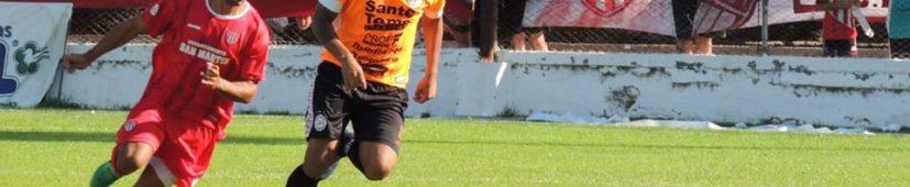 Fixture confirmado para los equipos del Regional Amateur