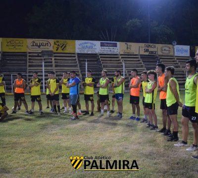 El Jarillero dio inicio a la pretemporada de cara al inicio de la liga