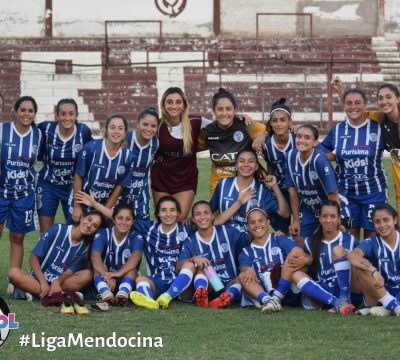 Godoy Cruz B vs Eva Peron
