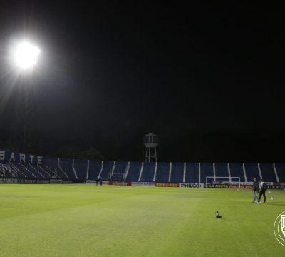 Con nueva iluminación, Godoy Cruz recibe a Central Córdoba